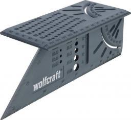 WOLFCRAFT Kątownik stolarski japoński 3D (5208000)