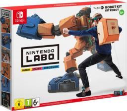 SWITCH Labo Robot Kit
