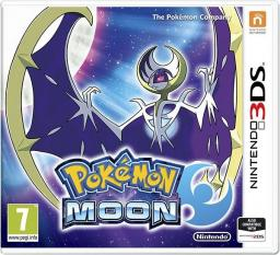 Gra Nintendo 3DS Pokémon Moon