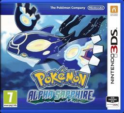 Gra Nintendo 3DS Pokémon Alpha Sapphire