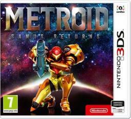 Gra Nintendo 3DS Metroid: Samus Returns