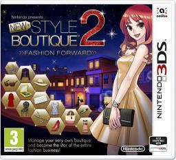 Gra Nintendo 3DS New Style Boutique 2 - Fashion Forward