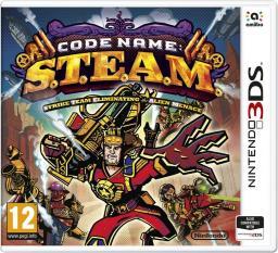 Gra Nintendo 3DS Code Name S.T.E.A.M.
