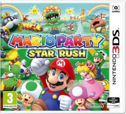 Gra Nintendo 3DS Mario Party: Star Rush