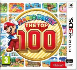 Gra Nintendo 3DS Mario Party: The Top 100
