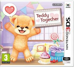 Gra Nintendo 3DS Teddy Together