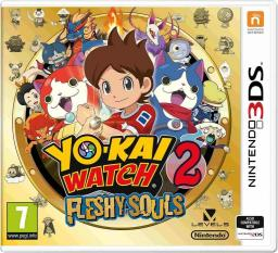 Gra Nintendo 3DS YO-KAI WATCH 2: Fleshy Souls