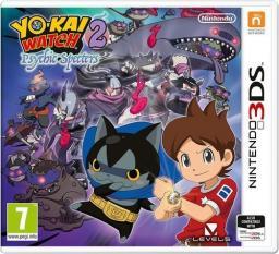 Gra Nintendo 3DS YO-KAI WATCH 2: Psychic Specters