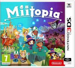 Gra Nintendo 3DS Miitopia
