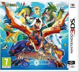 Gra Nintendo 3DS Monster Hunter Stories