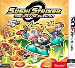 Gra Nintendo 3DS Sushi Striker: The Way of Sushido