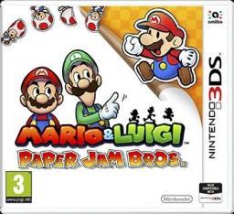 Gra Nintendo 3DS Mario & Luigi: Paper Jam Bros