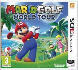 Gra Nintendo 3DS Mario Golf: World Tour