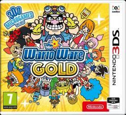 Gra Nintendo 3DS WarioWare Gold