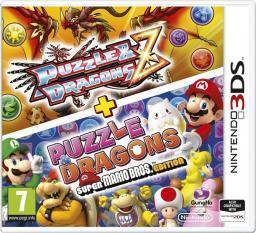 Gra Nintendo 3DS Puzzle&Dragons Z + Puzzle&Dragons SMB Edition