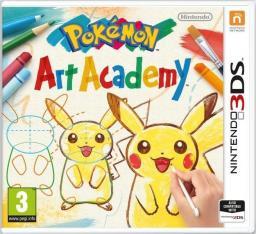 Gra Nintendo 3DS Pokemon Art Academy