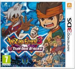Gra Nintendo 3DS Inazuma Eleven: Team Ogre Attacks