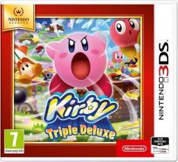 Gra Nintendo 3DS Kirby Triple Deluxe