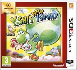Gra Nintendo 3DS Yoshi's New Island