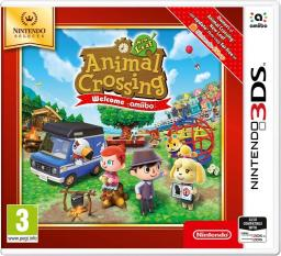 Gra Nintendo 3DS Animal Crossing New Leaf - Welcome amiibo