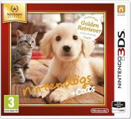Gra Nintendo 3DS Nintendogs+Cats-Golden Retr & new Friends