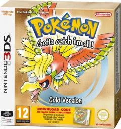 Gra Nintendo 3DS Pokémon Gold