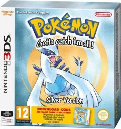 Gra Nintendo 3DS Pokémon Silver DCC