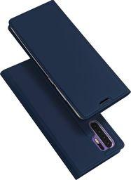 Dux Ducis DUX DUCIS Skin Pro etui pokrowiec z klapką Huawei P30 Pro niebieski uniwersalny