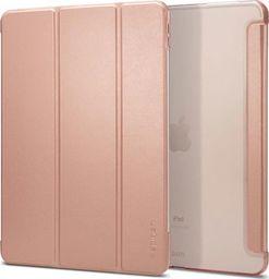 Etui do tabletu Spigen Etui Spigen Smart fold do iPad Pro 12.9 2018 Rose Gold uniwersalny
