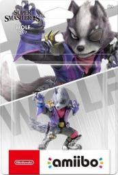 Figurka amiibo Smash Wolf 65