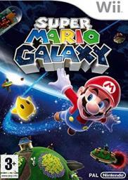 Gra Wii Super Mario Galaxy Select