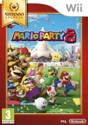 Gra Wii Mario Party 8