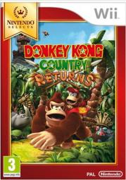 Gra Wii Donkey Kong Country Returns