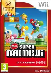 Gra Wii New Super Mario Bros. Wii