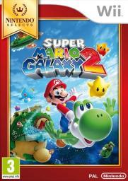 Gra Wii Super Mario Galaxy 2
