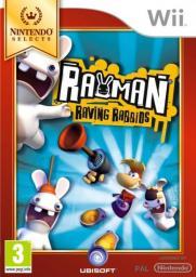 Gra Wii Rayman Raving Rabbids