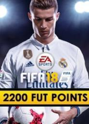 FIFA 18 2200 FUT Points