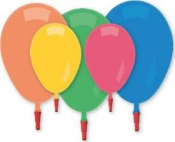 """GoDan Balony z nadrukiem Godan PREMIUM z gwizdkiem (gb/pg15) średnica 19cm (7"""")"""