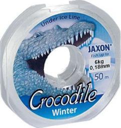 Jaxon Żyłka podlodowa Crocodile Winter 50m 0.08mm (ZJ-CRW008D)