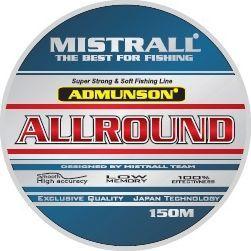 Mistrall Żyłka Admunson Allround 150m 0,30mm Mistrall zm-3333030