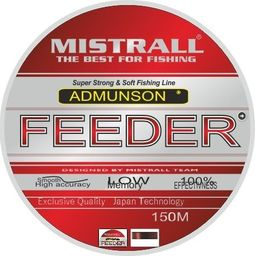 Mistrall Żyłka Admunson  feeder 150m 0,35mm Mistrall zm-3330035