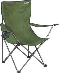 Jaxon Krzesło wędkarskie Zielone (AK-KZY009)