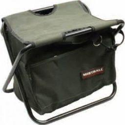 Mistrall Stołek z torbą  Mistrall zielony  am-6008824