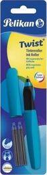 Pelikan Pióro kulkowe Twist R457 Petrol+2naboje bl