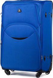 Solier Podręczna walizka miękka S   niebieski one size