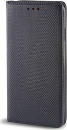 TelForceOne Pokrowiec Smart Magnet do Huawei P30 Pro czarny