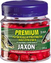 Jaxon Kukurydza Premium Corn Balls - Truskawka 4mm (FJ-PF103)