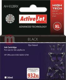 Activejet tusz AH-932BRX / CN053AE NR 932XL (black)