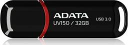 Pendrive ADATA UV150 32GB (AUV150-32G-RBK)