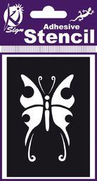 Ki-Sign Szablon 7x10 cm Motyl